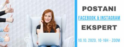 Facebook i Instagram expert